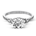 Simon G MR2845 ENGAGEMENT RING