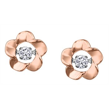 Northern DancerDiamond Stud Earrings