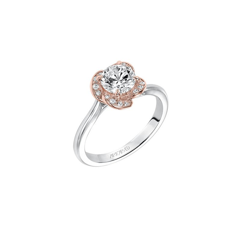 eaf523ab5ab Jeffrey Mann Fine Jewelers  ArtCarved 31-V582ERR-E