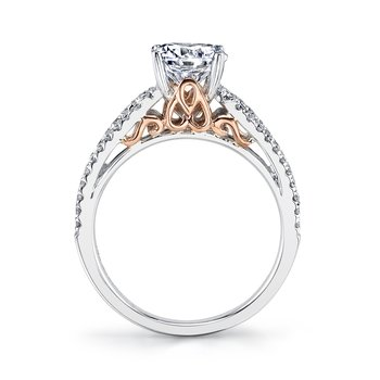 MARS Jewelry - Engagement Ring 25993