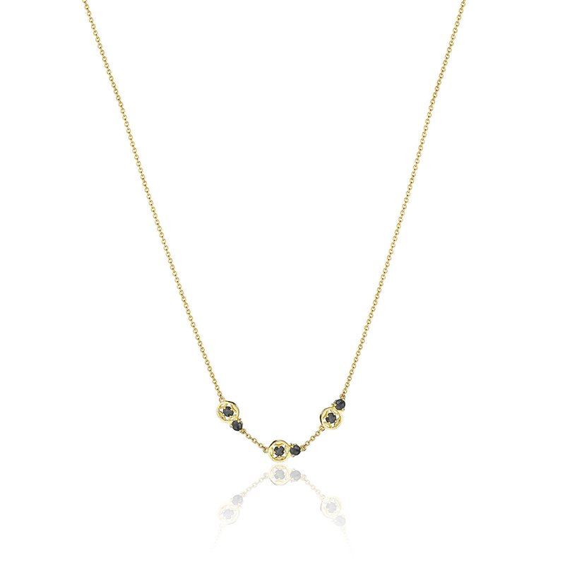 Tacori Fashion Petite Gemstone Necklace with Black Onyx