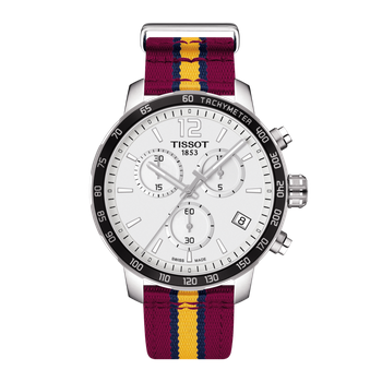 Tissot Quickster Chronograph Nba Cleveland Cavaliers