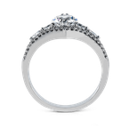 Zeghani ZR485 ENGAGEMENT RING