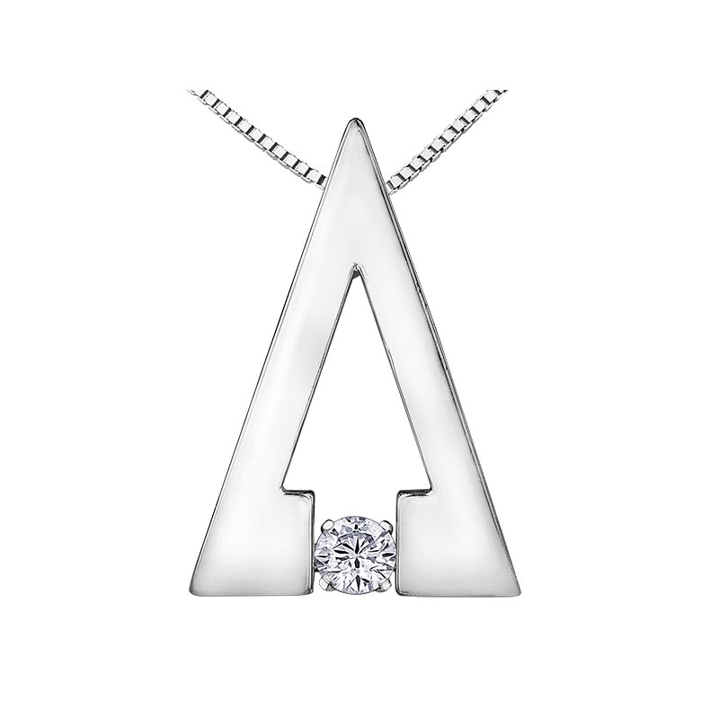 D of D Signature Pulse™ Diamond Solitaire Pendant