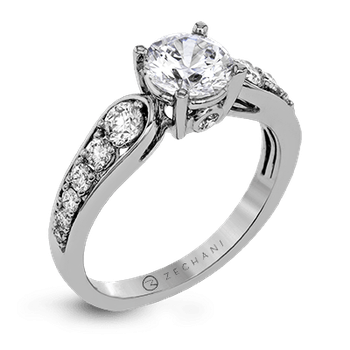 ZR1419 ENGAGEMENT RING