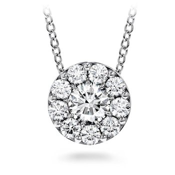 2 ctw. Fulfillment Pendant Necklace
