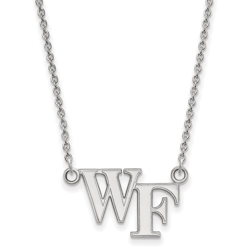 NCAA Gold Wake Forest University NCAA Necklace