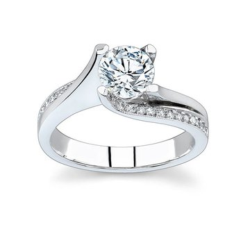 Diamond Engagement Ring - 7171L