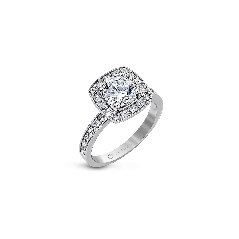 Zeghani ZR1038 ENGAGEMENT RING