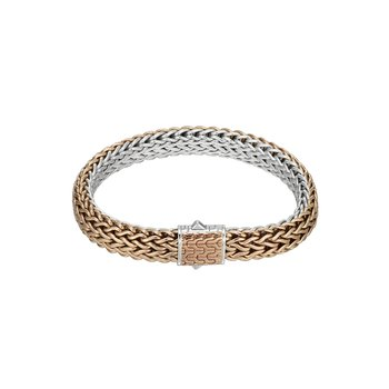 Classic Chain 11MM Reversible Icon Bracelet