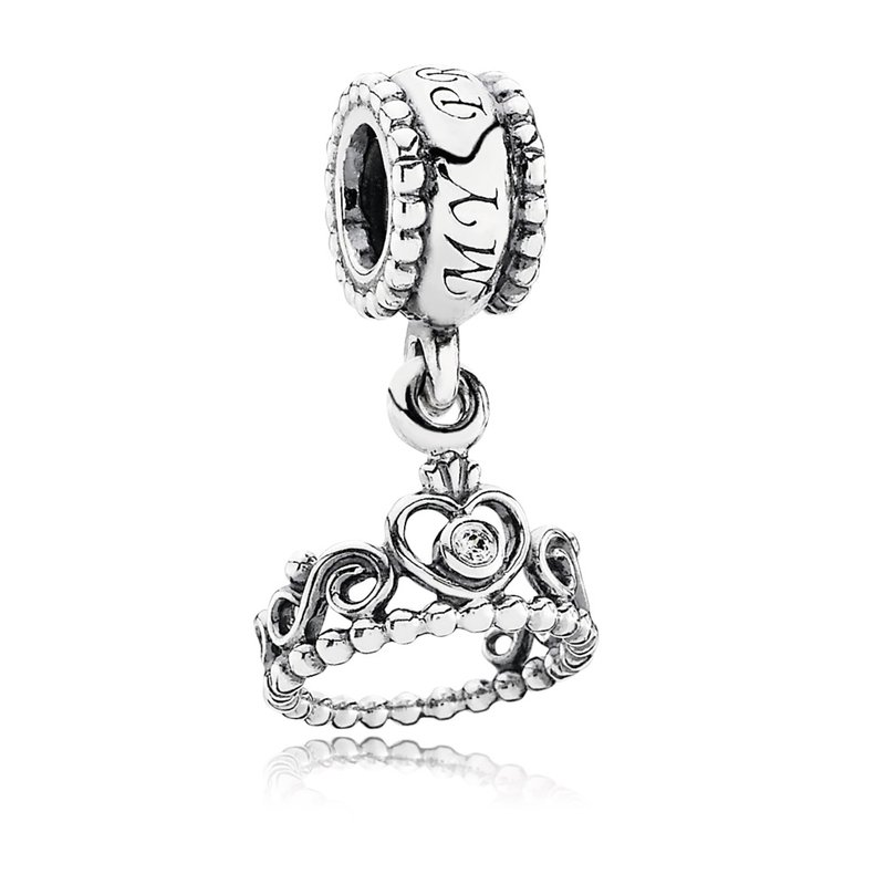 PANDORA My Princess, Clear Cz