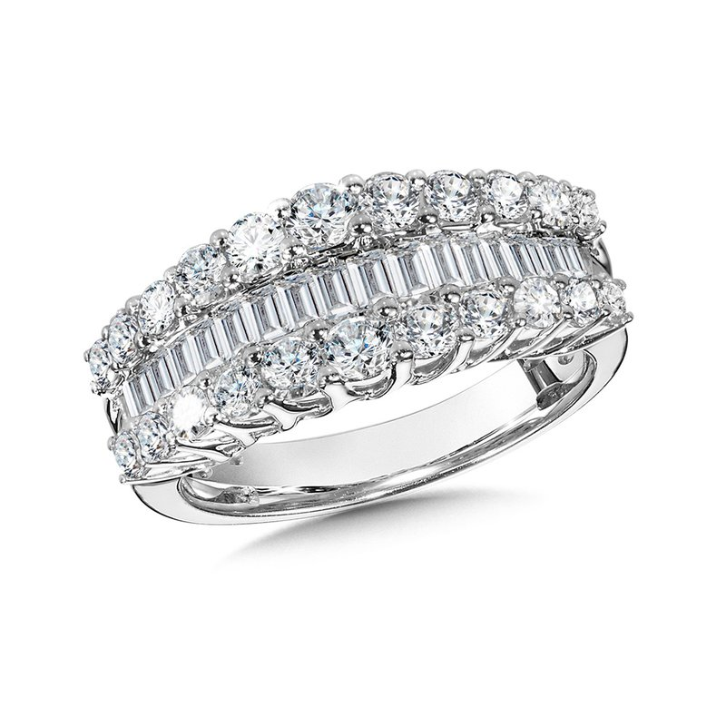 SDC Creations Plumb Collection Diamond Anniversary Band