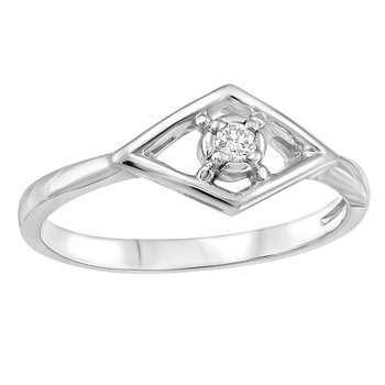 Forever Ice™ Made by Canadians Promise Ring