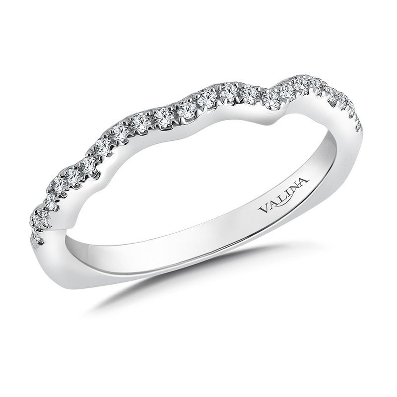 Valina Wedding Band (0.165ct. tw.)