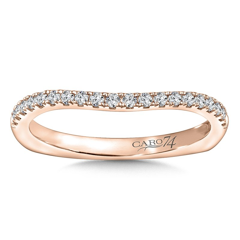 Caro74 Wedding Band (.18 ct. tw.)