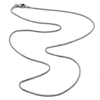 Sterling Silver Chain - Box Chain