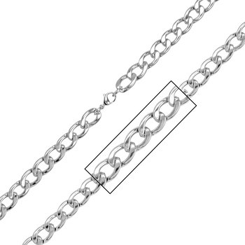 10mm Round Curb Chain