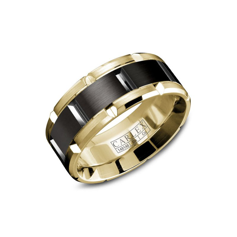 Carlex Carlex Sport Mens Ring WB-9123BY