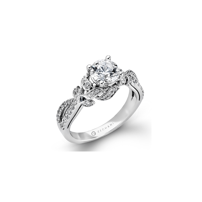 Zeghani ZR879 ENGAGEMENT RING