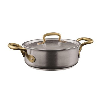 Casserole Pot with Lid, 2 Handles