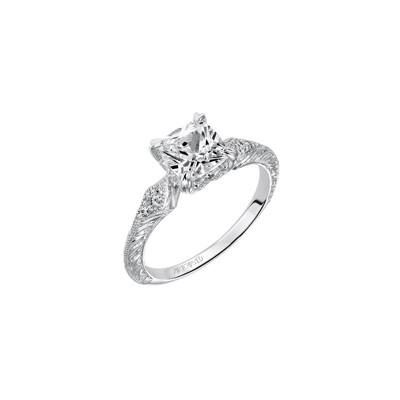 Artcarved 31 V587era E: Jeffrey Mann Fine Jewelers: ArtCarved 31-V489FUW-E