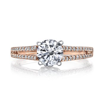 Diamond Engagement Ring 0.33 ct tw