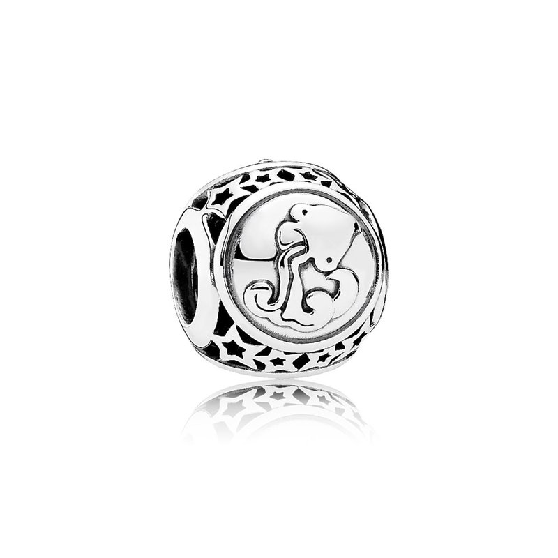 PANDORA Aquarius Star Sign Charm