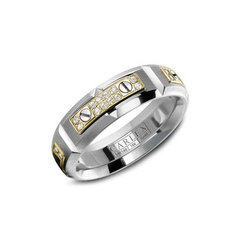 Carlex Generation 2 Mens Ring WB-9587YW