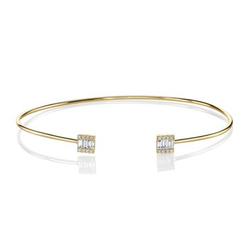 MARS 26814 Fashion Bracelet, 0.06  Ct Rd 0.19 Ct Bg