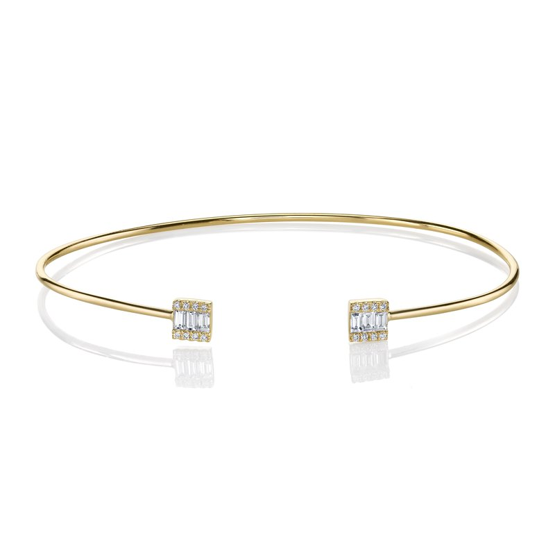 MARS Jewelry MARS 26814 Fashion Bracelet, 0.06  Ct Rd 0.19 Ct Bg