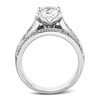 Simon G MR2425 ENGAGEMENT RING