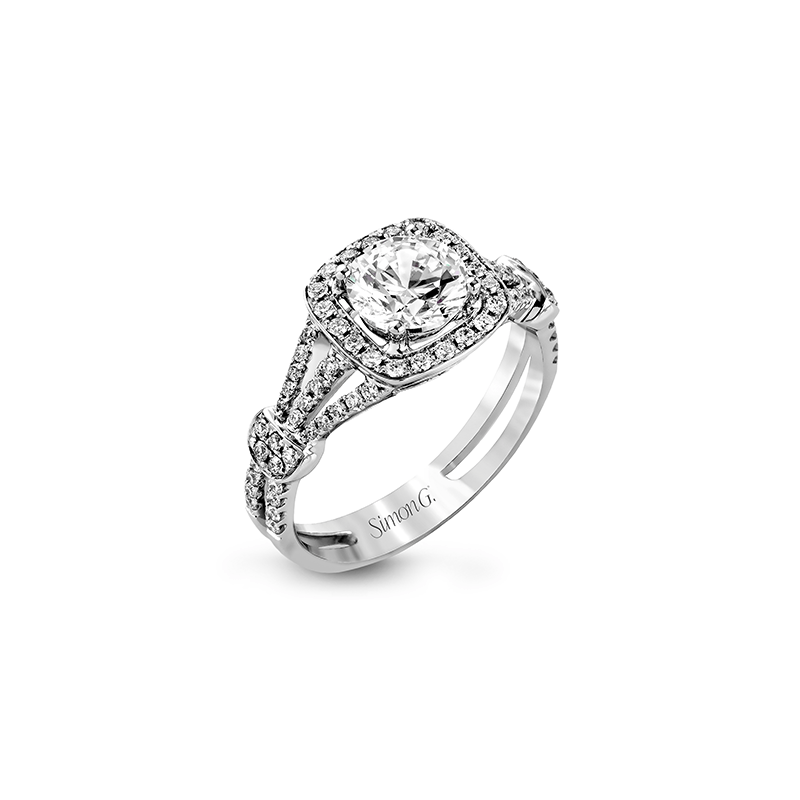 Simon G TR418 ENGAGEMENT RING