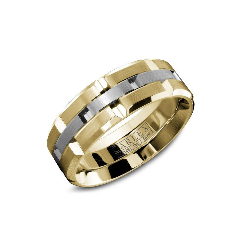 Carlex Carlex Generation 1 Mens Ring WB-9146WY