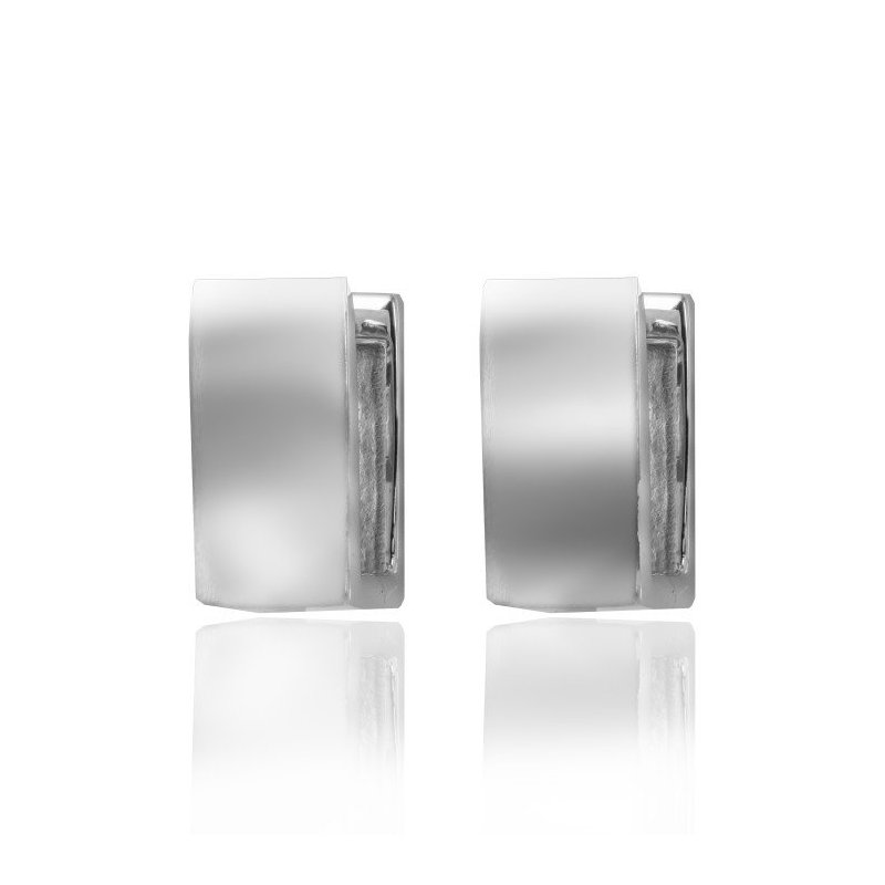 LARUS Jewelry Huggie Earrings