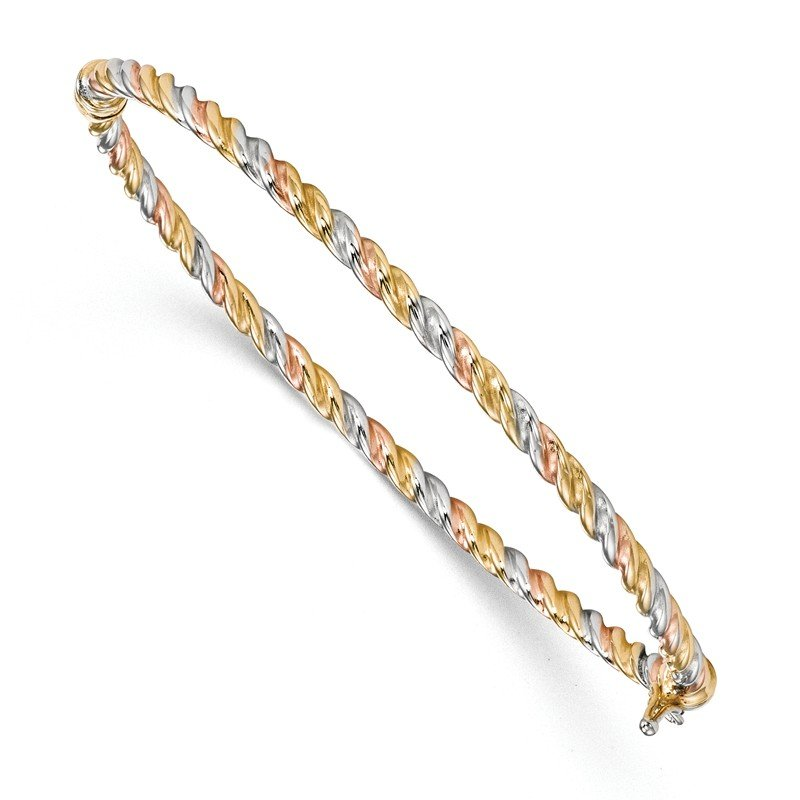 Leslie's Leslie's Tri-color Twisted Bangle