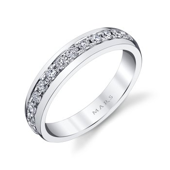 MARS Jewelry - Wedding Band 26518