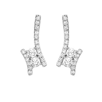 Earrings Diamond Fashion Earrings