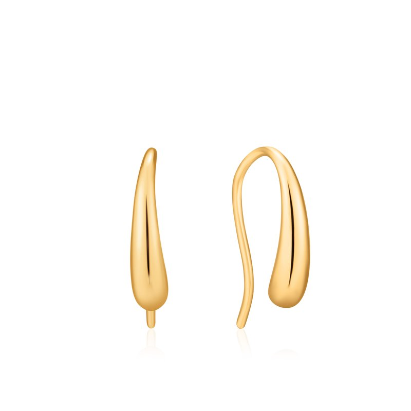 Ania Haie Luxe Hook Earrings
