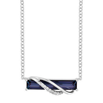 Alexandrite Necklace-CPN0010WAL