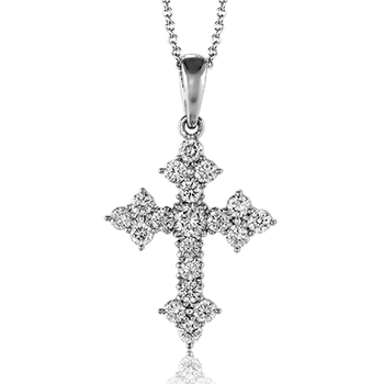 ZP149 CROSS PENDANT