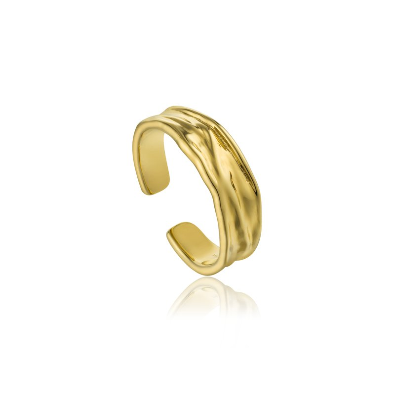 Ania Haie Crush Adjustable Ring