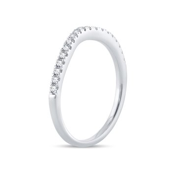 14K  0.25Ct  Diamond Band