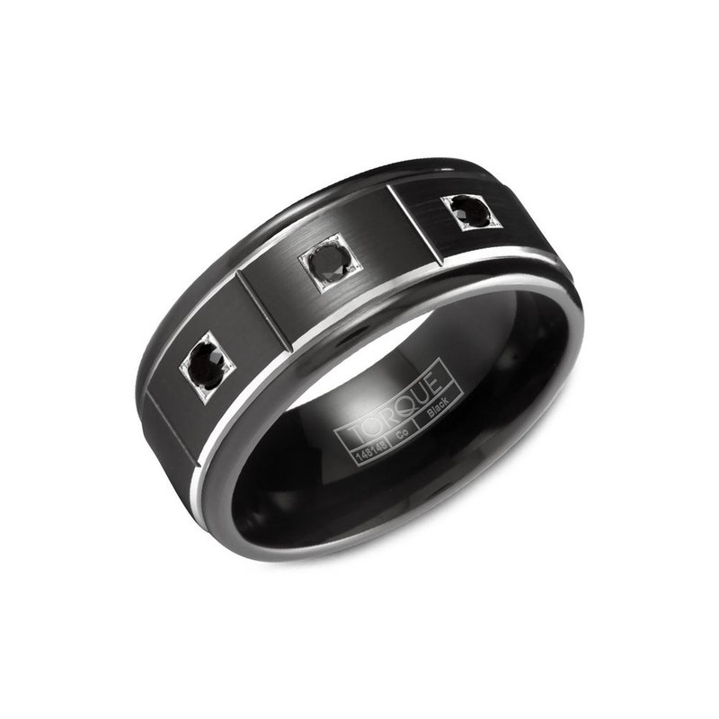 Torque Torque Men's Fashion Ring CBB-2132BD