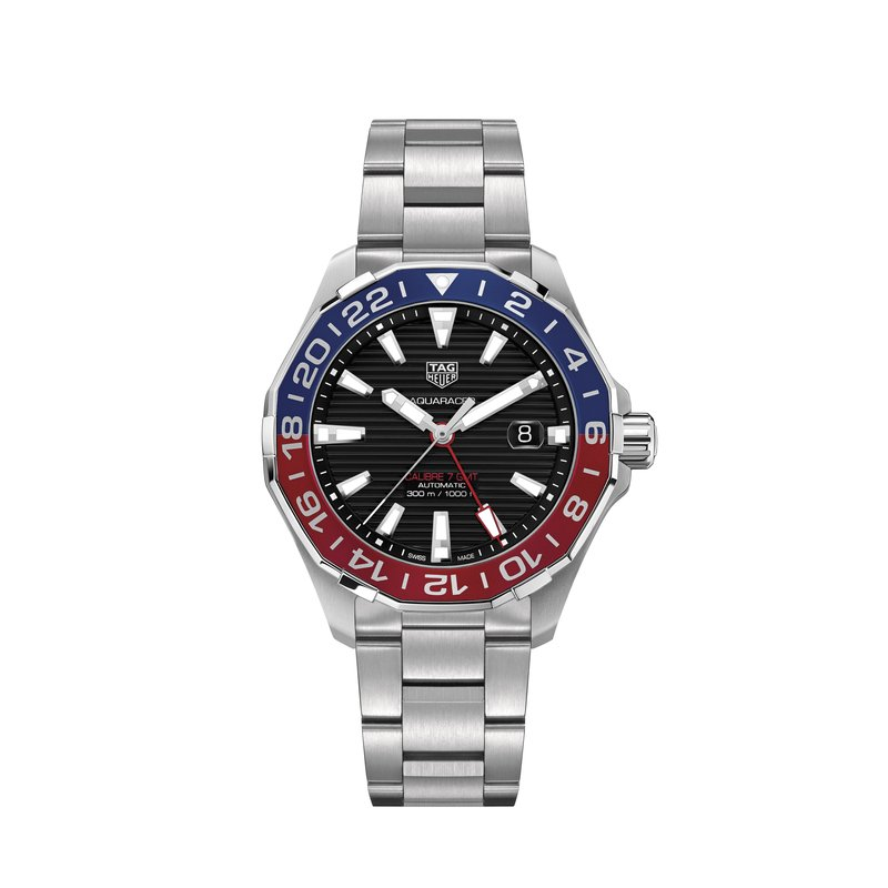 Tag Heuer - USD Aluminum Bezel Automatic GMT Watch