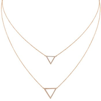 Ladies Diamond Necklace