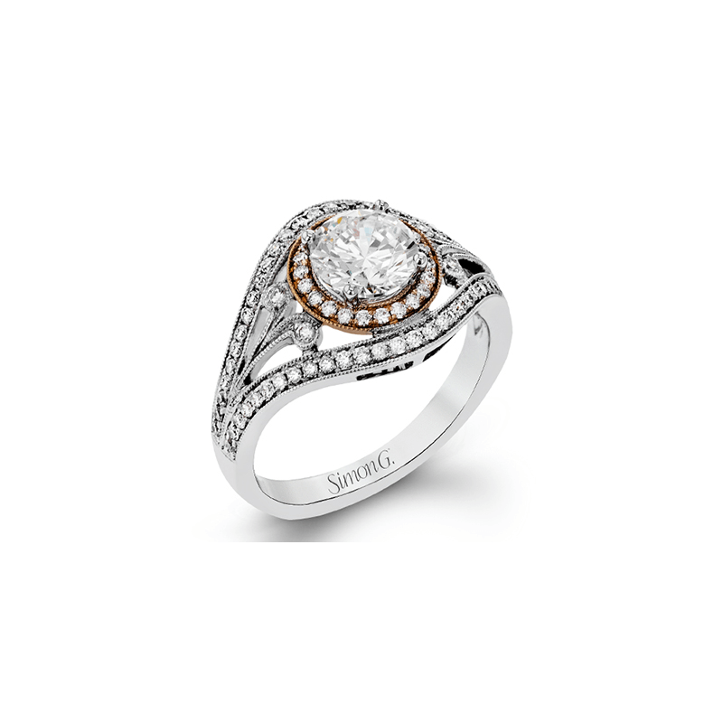 Simon G TR628 ENGAGEMENT RING