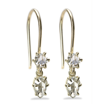 Primary Diamond Earrings