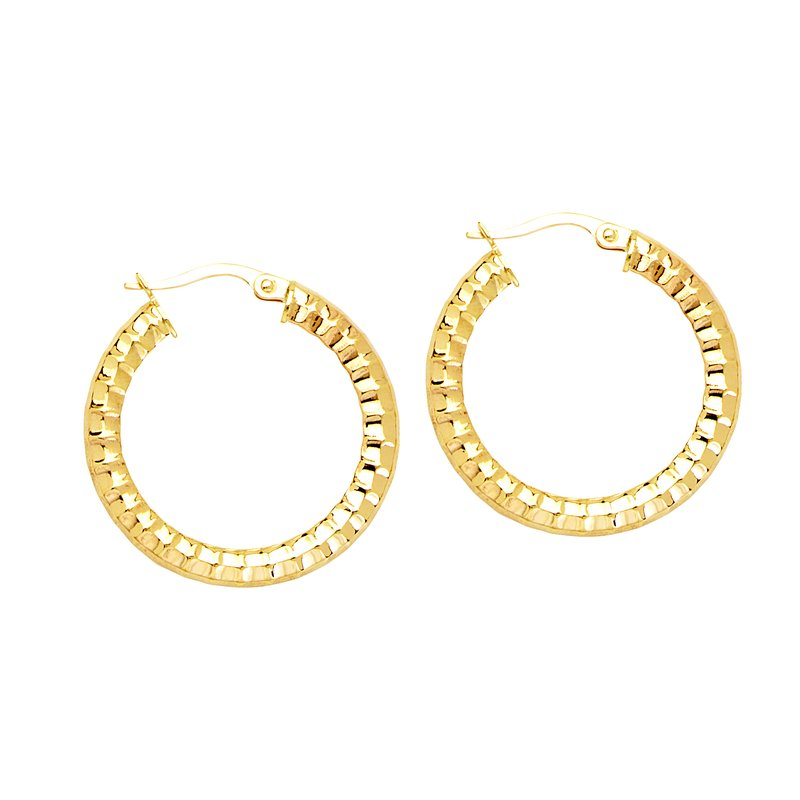 Midas Chain Earrings