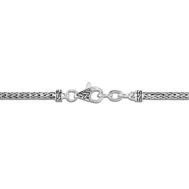 JOHN HARDY Classic Chain Star of David Charm Bracelet in Silver