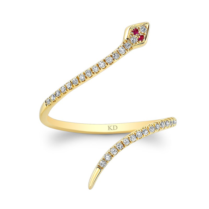 Kattan Diamonds & Jewelry JR018486Y